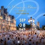 프랑스 전통 순백의 만찬 디네앙블랑 서울 2018 개최