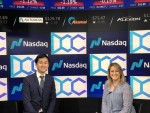 DCC CEO Talk about Blockchain and Fintech at NASDAQ