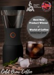 WORLD OF COFFEE 2018, BEST NEW PRODUCT WINNER