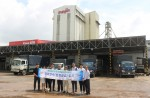 스마트 축산식품전문기업 선진이 강원대학교 동물자원과학부와 MOU를 체결하고, 베트남에서 진행하는 4주간의 대학생 글로벌 인턴십 지원에 나섰다