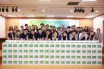 삼성카드 사회봉사단과 삼계탕 나눔데이 박스