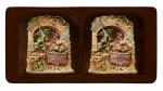 더 현대 프로젝트: 3D: Double Vision 전시작, 3D 아트북 Diableries에 수록된 입체 그림(1860) Various Makers, Selection of Diableries, c. 1860, Collection of Dr. Brian May(사진출처: Collection of Dr. Brian May, digitized by Denis Pellerin)