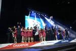 쇼콰이어 그룹 하모나이즈가 제10회 세계 합창 올림픽에서 금메달 2관왕 2연패를 달성했다