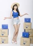 심플리쿡 공식 모델 홍진영