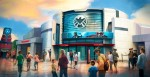 홍콩 디즈니랜드 앤트맨과 와스프: 나노 배틀 조감도