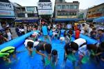 2018 양수리미꾸리축제 양수리전통시장 행사장