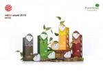 2018 레드닷 디자인 어워드에서 커뮤니케이션 디자인 부문 본상을 수상한 퓨어힐스 캡슐팩 4종