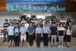 연수에 참가한 전국 교사들