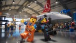레고 영화의 캐릭터가 등장하는 터키항공의 새로운 기내 안전 영상 캡쳐