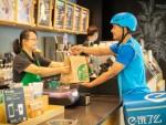 """스타벅스와 알리바바 그룹은 원활한 스타 벅스 경험을 가능하게하고 중국의 커피 산업을 변화시킬 전략적 제휴에 대한 세부 사항을 발표했다. Eleme, Hema, Tmall, Taobao 및 Alipay를 포함한 주요 비즈니스와의 협력을 통해 Starbucks는 2018년 9월부터 배달 서비스를 시범 적으로 준비하고 Hema에서 """"Starbucks Delivery Kitchens""""를 설립하며 전례없는 가상 스타 벅스 매장을 공동으로 만들 수있는 여"""
