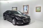 제네시스가 러시아 동방경제포럼 공식 의전 차량으로 지원한다