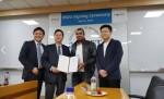 분산형 보유방식의 암호화폐 거래소 문엑스가 서울과학종합대학원과 전략적 제휴 관계를 맺었다