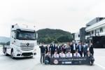 미래 전문 정비 인력 양성하는 아우스빌둥 트럭 1기