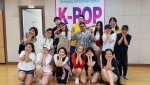 ERICAC Summer K-POP Camp 2018 단체 촬영