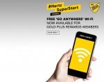 허츠의 무료 와이파이 단말기 제공 서비스 허츠 커넥트