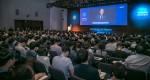 김기남 삼성전자 대표이사(사장) 겸 종합기술원장이 삼성 AI 포럼 개회사를 하고 있다