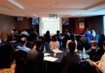 비앤컴이 개최한 확산마케팅을 위한 커뮤니케이션 전략 강연회 현장