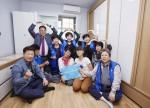 장애인먼저실천운동본부 9월 선정가정 입주식 라운딩