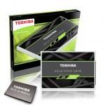 Toshiba 3D BiCS FLASH™ 탑재한 TR200 SSD