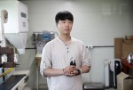 미(米)스코리아 선정 인터뷰 중인 이재광 대표