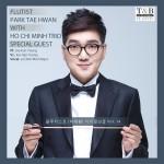 플루티스트 박태환 세계음악여행 프로젝트 : 호치민 앨범 자켓