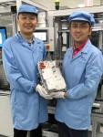 일체형 인버터 DC·DC의 생산을 시작한 델파이 테크놀로지스의 중국 쑤저우 제조 센터