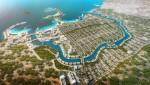 아부다비와 두바이 사이의 사헬 알 에마랄의 아름다운 해안선에 위치한 알주르프 종합계획도