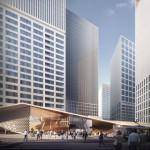 헬싱키 고층건물 건설 공모에서 YIT의 트리고니 제안서가 수상작으로 선정됐다