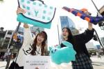 KT는 서대문구 신촌 연세로에서 Y세대를 위한 문화 축제인 Y 스트리트 페스티벌을 개최한다