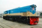 현대로템이 납품한 방글라데시 디젤전기기관차