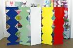 에이랜드가 그래피커에서 선보인 페이퍼프레스 박신우 디자이너의 룸디바이더