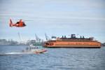 FLIR 차세대 자동 식별 시스템에 의한 Raymarine은 미국 해안 경비대 선박 간의 선박 통행 인식 및 암호화 된 통신을 가능하게 한다