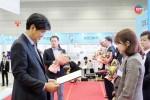 아미코스메틱이 2018년 중소기업 IP경영인대회 우수사례 시상식에서 지식재산경영인 우수상을 수상했다