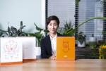 크레너 헬스컴 송주혜 공동대표와 2019 크레너 드림 캘린더