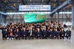 아스트 섹션48 연간 100호기 생산 및 출하 달성