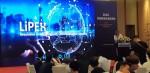 스마트콘텐츠 중화권 비즈니스 로드쇼에서 에이치앤비트의 피칭 장면