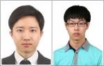 제55회 세무사 시험에 합격한 코리아텍 산업경영학부 윤찬식(4학년) 학생(왼쪽)과 한재혁(3학년) 학생(오른쪽)