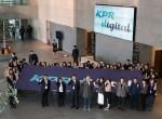 KPR 디지털 출범 기념 드론 퍼포먼스
