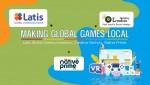 글로벌 개발사들의 해외 진출을 지원하기 위해 게임 현지화 전문 기업 라티스글로벌·창조공작소·네이티브프라임이 모였다