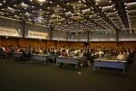 통일교육 활성화 학술대회가 열리고 있다