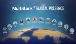 멀티뱅크 그룹의 글로벌 지사