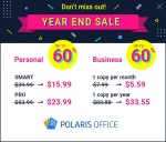 Polaris Office Launches 2018 Year End Sales Promotion