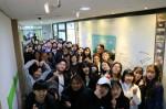 학교 밖 청소년 자유공간 靑담 개소식