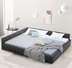 코웨이가 저상형 패밀리 침대를 출시했다