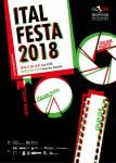 이탈페스타 2018 포스터