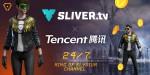 텐센트 게임즈 THETA 토큰으로 보상받는 SLIVER.tv와 파트너쉽 체결