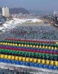 제12회 평창송어축제 22일 오대천 일원에서 개막