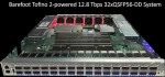 Barefoot Tofino 2-powered 12.8 Tbps 32xQSFP56-DD System