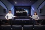 삼성전자가 롯데컬처웍스와 협력해 롯데시네마 건대입구관에 극장용 LED 스크린 3D 오닉스를 적용한 Super S관을 오픈하고 모바일 기반 최첨단 영화관 운영 시스템을 구축했다