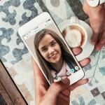 하이퍼커넥트 아자르 앱 화면